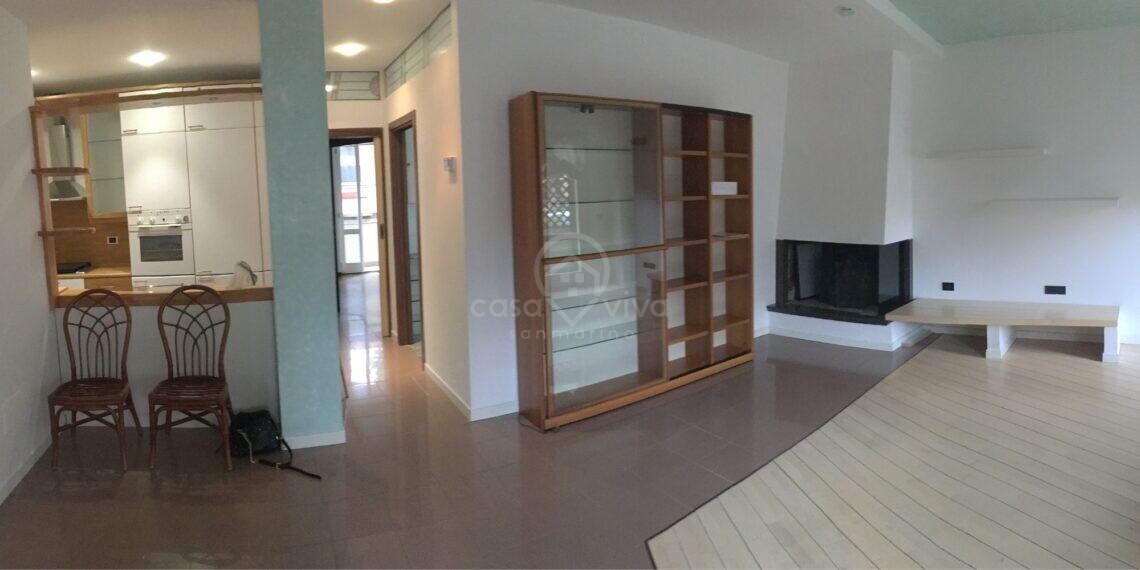 Cailungo: appartamento in vendita 80 mq circa in palazzina di sole 4 unità immobiliari