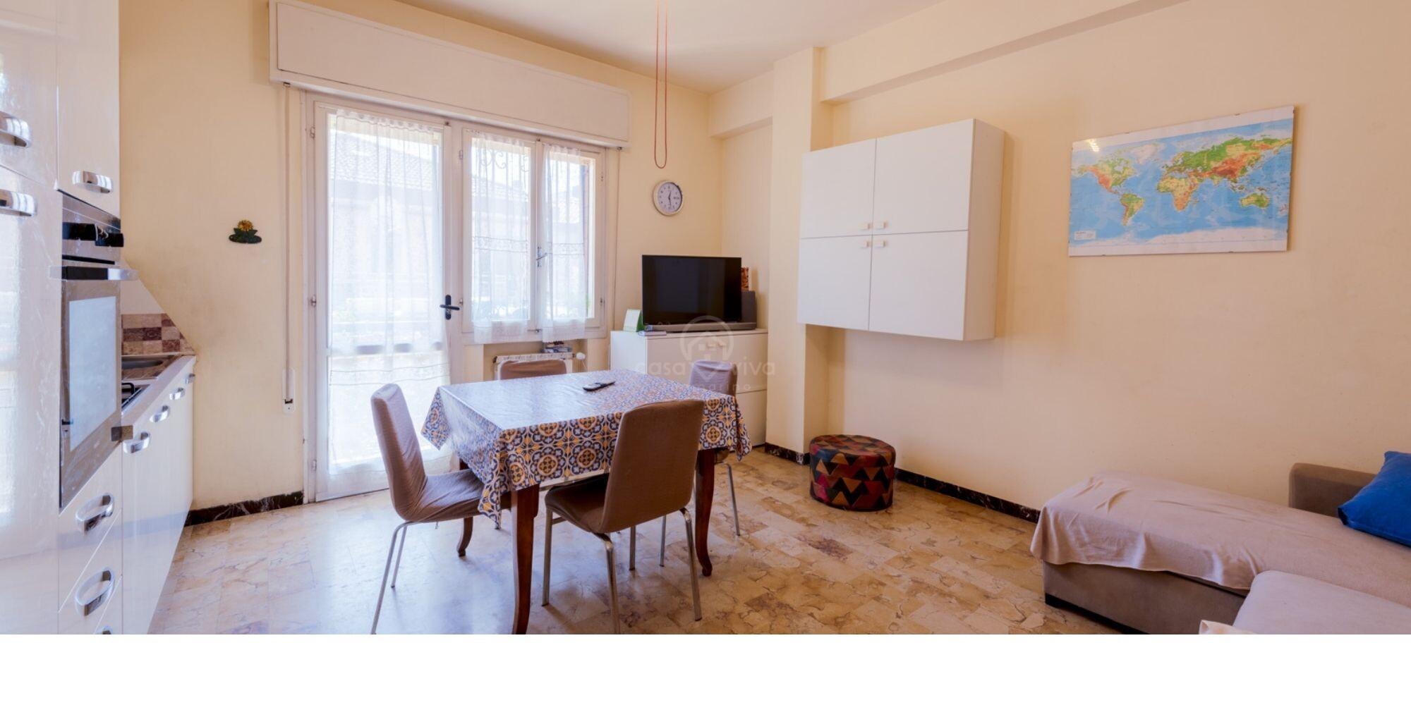 Bellariva: ampio e luminoso appartamento a 100 metri dal mare